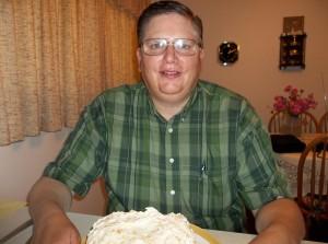 Lyle Alexander at 250 pounds.