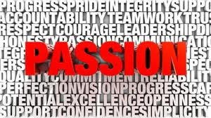 passion words