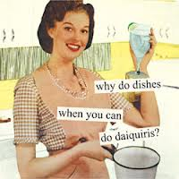 Why do dishes
