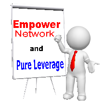 Empower Network and Pure Leverage
