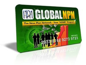 Global NPN Badge