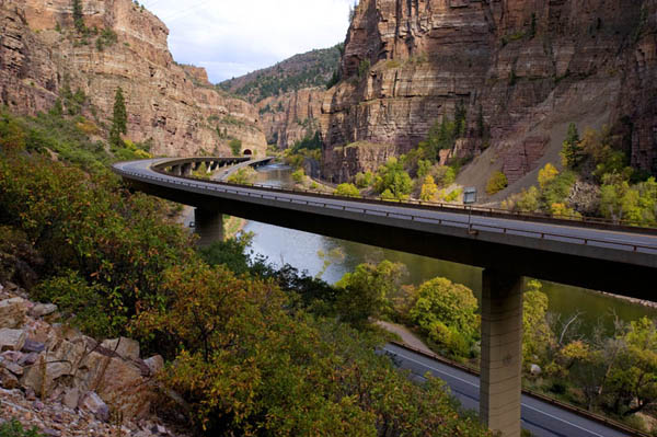 Glenwood Canyon Colorado | NPNBlog