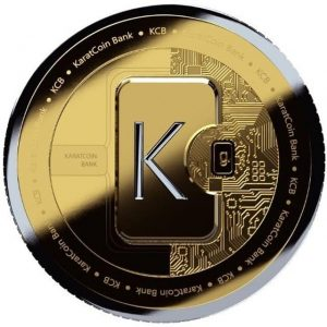 The Coin of the World´s First Crypto Bank