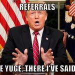 trump referral