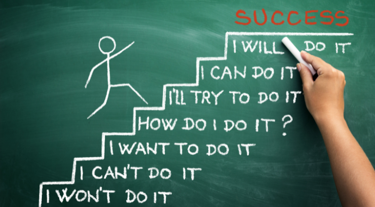 Steps To Success